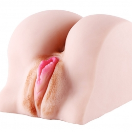 Realistic Vagina Anus Butt Sex Doll Male Masturbator Sex Toy