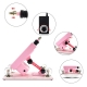 Multiple Frequency Super Vibration Love Sex MachineGun 7 Attachments Switchable,Automatic Masturbation Tool 0-85°Adjustable