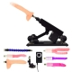 Automatic LoveSex Machine Multi-speed Adjustable Thrusting Machine Gun With Attachments Toys