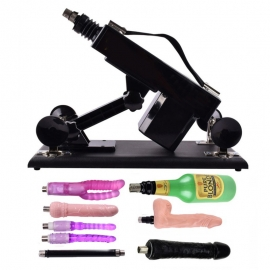 Buy Power Sex Machine with Different Attachments
