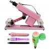 Velocità registrabile automatica Love Machine-Pink